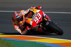 Marc Marquez blev med sin 3.-plads historiens yngste verdensmester i GP-sportens fineste klasse.