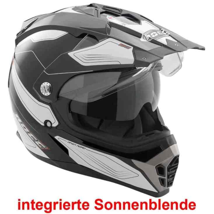 ROCC 771 Motocrosshelm