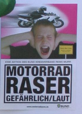 BUND Plakat Rems-Murr-Kreis.