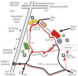2004-heute Länge: 3,805 km