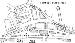 1948-1949 Länge: 2,480-3,100 km
