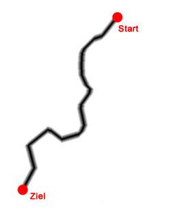 1962-1963 Länge: 1,4 km Klötzerberg