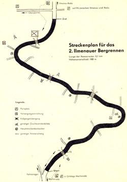 1975-1976 Länge: 3,1 km
