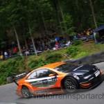 Sieger bei den Tourenwagen - Klaus Hoffmann