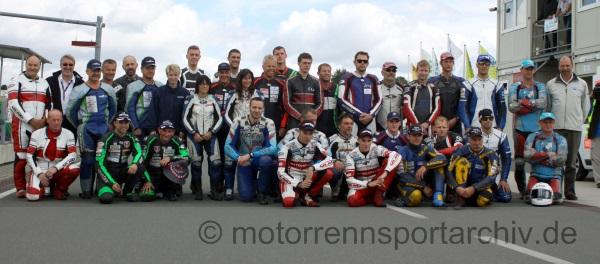 Der Seitenwagen-Jahrgang 2013 wird seinen Weltmeister erst in Le Mans küren