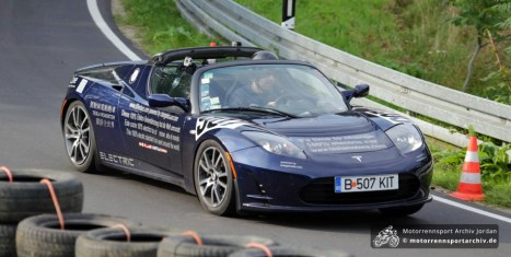 2. E-Mobil-Berg-Cup - Rafael de Mestre (Tesla Roadster 2.5)