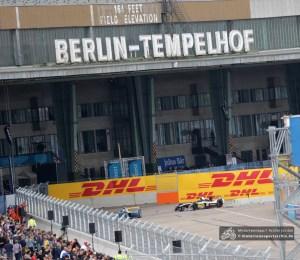 Einzigartige Kulisse: der ehemalige Flughafen Berlin-Tempelhof