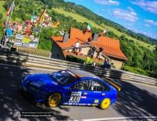 Schnellster bei den Tourenwagen: Björn Wiebe