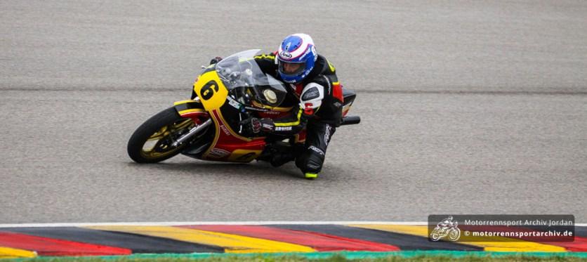 Steve Parrish (Suzuki RG500)