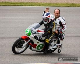 Pier Paolo Bianchi und Manfred Fischer