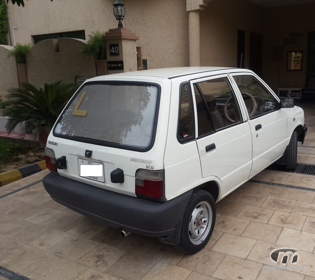 Used Suzuki Mehran 2010 For Sale In Rawalpindi Ad 7991