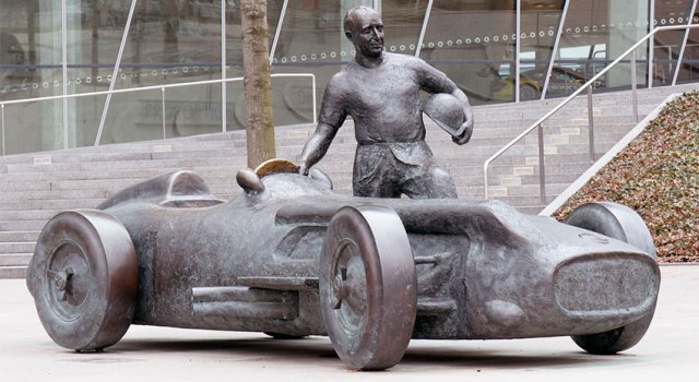 statue - Ferrari's Top Five Drivers of All Time