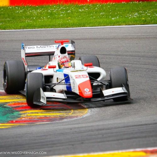 Formula V8 3.5 Spa-Francorchamps