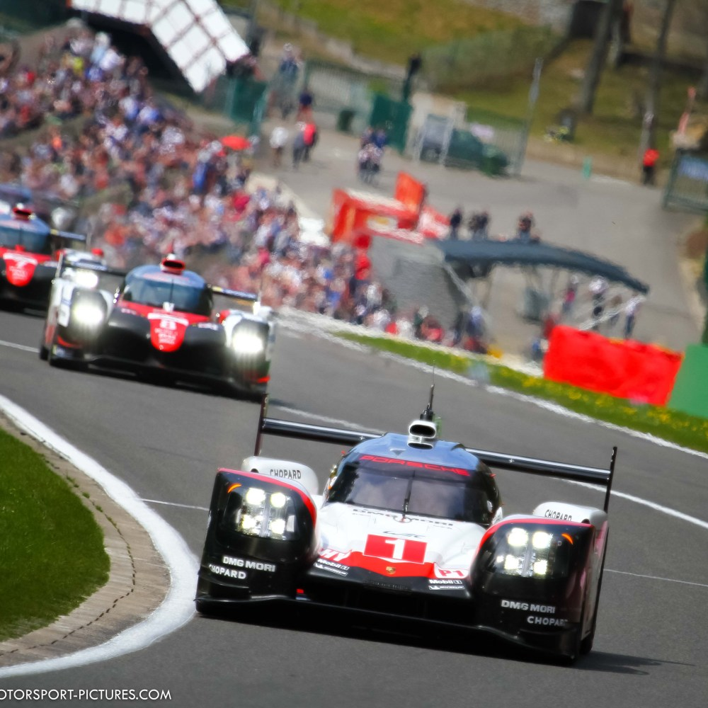 FIA WEC Spa-Francorchamps 2017