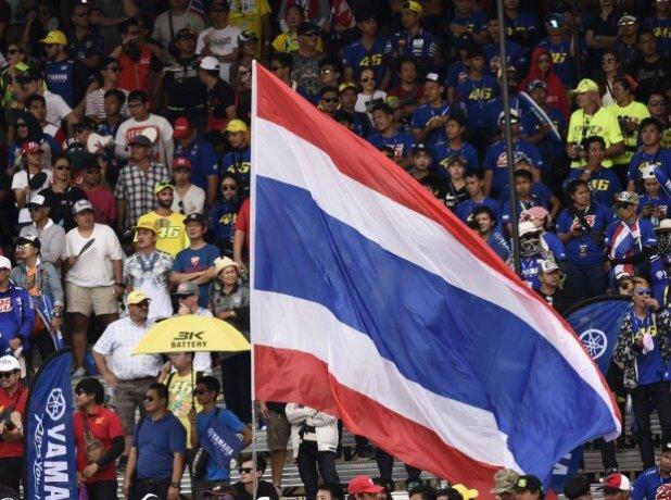 Fans in Thailand