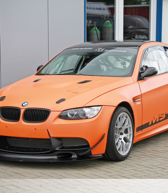 SOLD: BMW M3 GT4 For Sale 500 PS Ready For Race