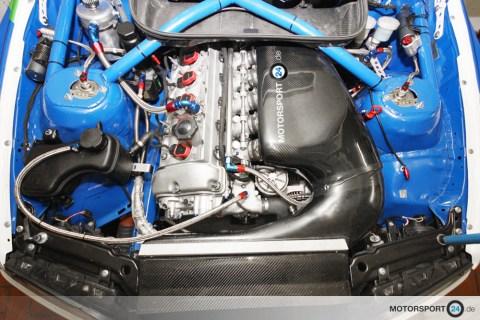 Hochwertige BMW M3 E46 Vollcarbon Airbox für BMW S54 Motor