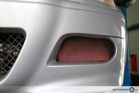 Carbon Lufteinlass M3 E46