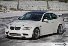 BMW M3 E92 Tuning Shop