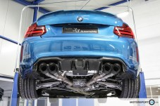 BMW M2 F87 DTM Style Heckklappe / DTM Style Diffuser