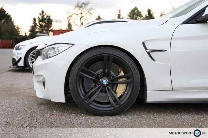 BMW M4 F82 Bremse