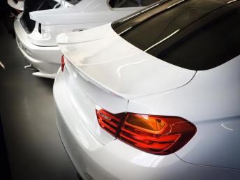 Light Weight Trunk Lid BMW M4 F82