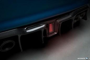 DTM Style Rear Diffusor BMW M2 F87