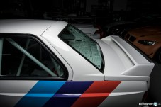 BMW M3 E30 Rear Window Frame