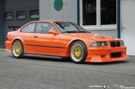 DTM Body Kit BMW M3 E36