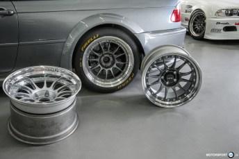 NTM Racing Felgen Pista III BMW M3 E46