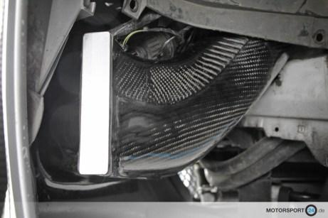Luftführung BMW M3 E46 Carbon Airbox