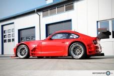 BMW Z4 M GTR E86 Bodykit Breitbau