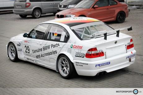 WTCC BMW 320i Jörg Müller ETCC