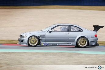 BMW M3 E46 GTR Wide Body Kit