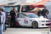 BMW M3 E46 GTR weiß Oschersleben