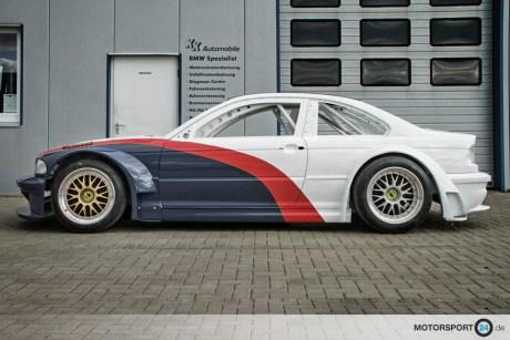 BMW M3 GTR Bodykit Replica