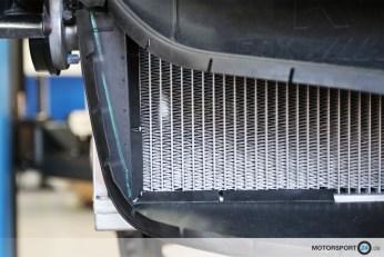 BMW M4 M3 Zusatzkühlmittelkühler rechts Race