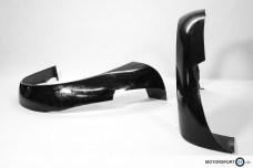 Radläufe M3 GTR Bodykit Carbon