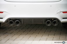 BMW Tuning M4 Remus Exhaust