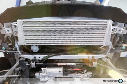 BMW M4 / BMW M3 Rennsport Ölkühler