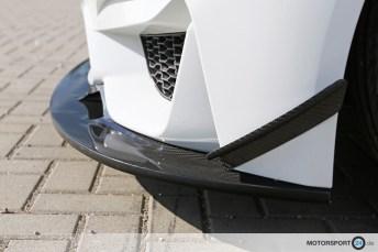 BMW M4 F82 Canard Wings Carbon