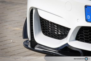 Canard Wings Carbon for BMW M4 F82 / M3 F80