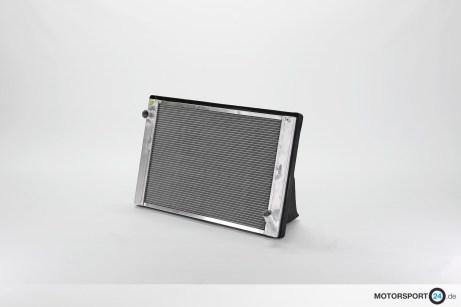 Liegender Rennsport Wasserkühler M3 E92 S65