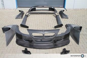 BMW Z4 E86 Bodykit