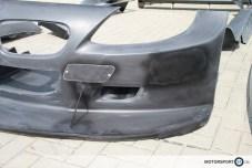 Front Bumper Bodykit BMW Z4 GTR E86