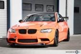 Gurney Flaps für BMW M3 E92