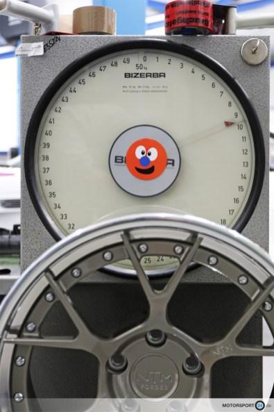 Leichte NTM CS Felgen für BMW M3