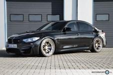 Trackday Tuning BMW M3 F80