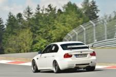BMW E90 M3 Carbon Teile Rennstrecke