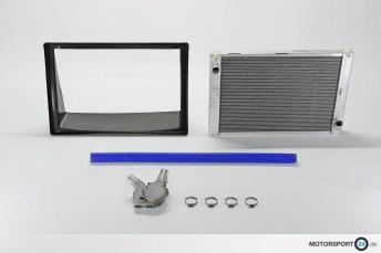 Erweiterter S65 Motorkühlung für Rennmotoren